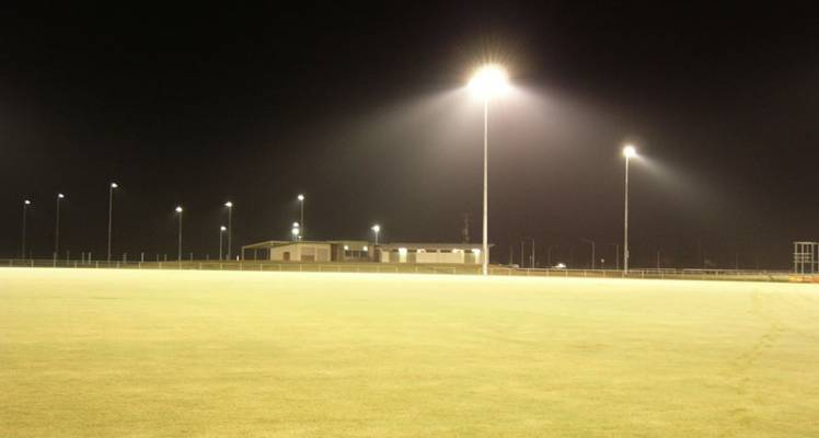 Sports Field Lighting – Maroochydore