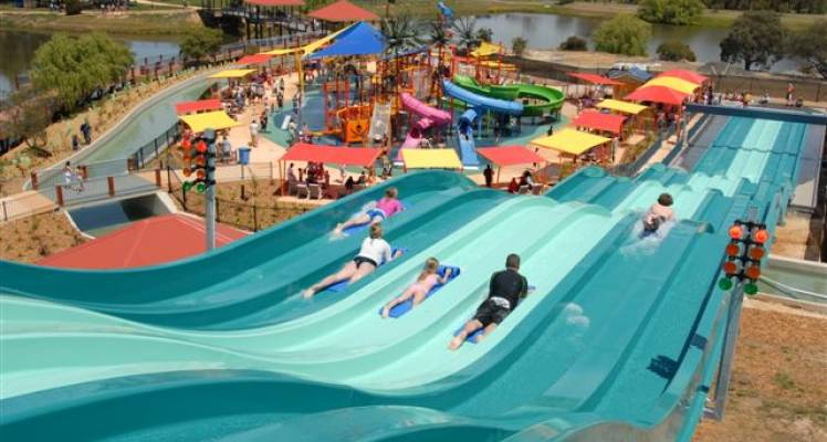 Adventure Water Park – Geelong